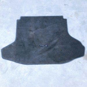 TOYOTA Prius OEM Gray Rear Trunk Cargo Carpet Mat